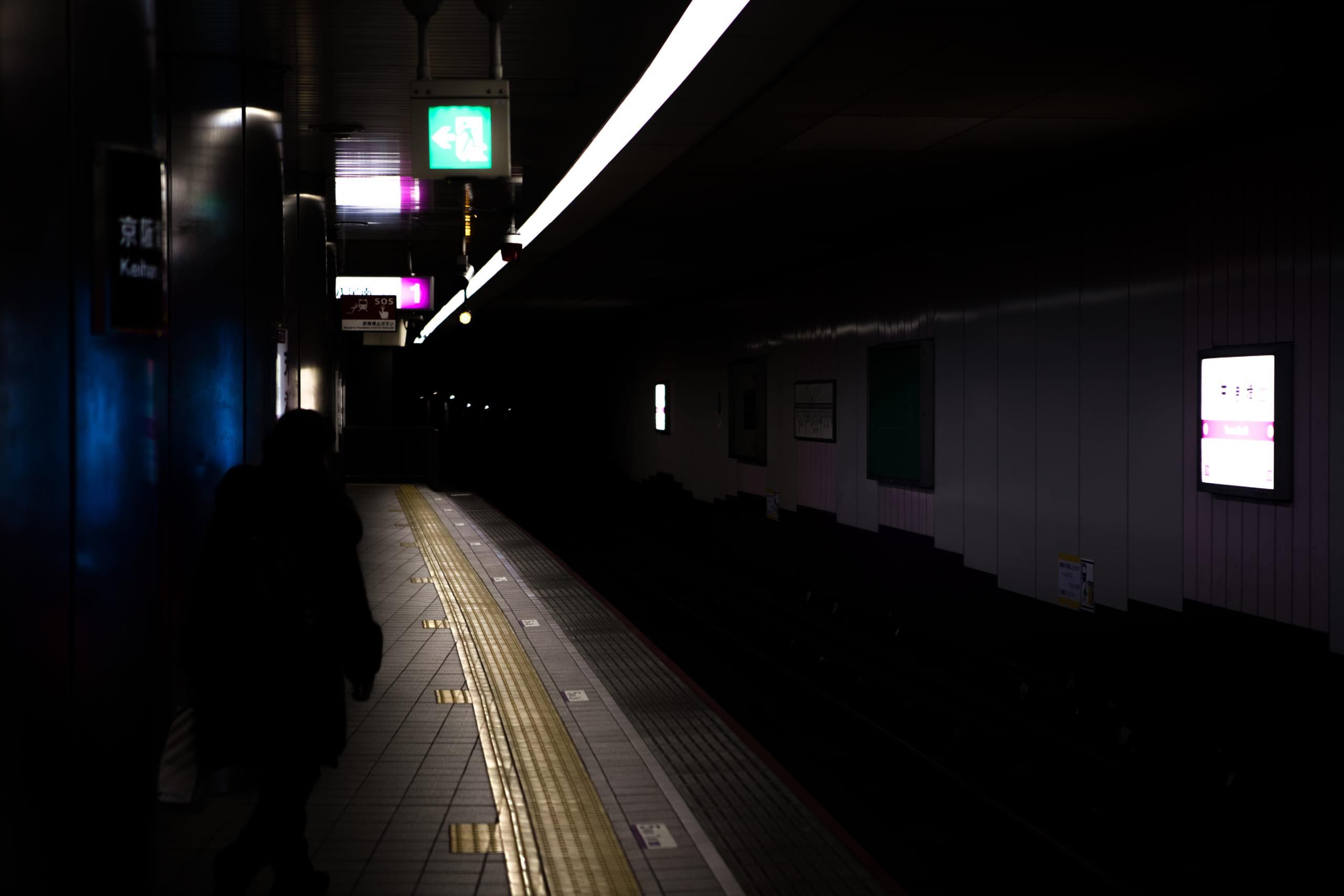 大阪夜レタッチ