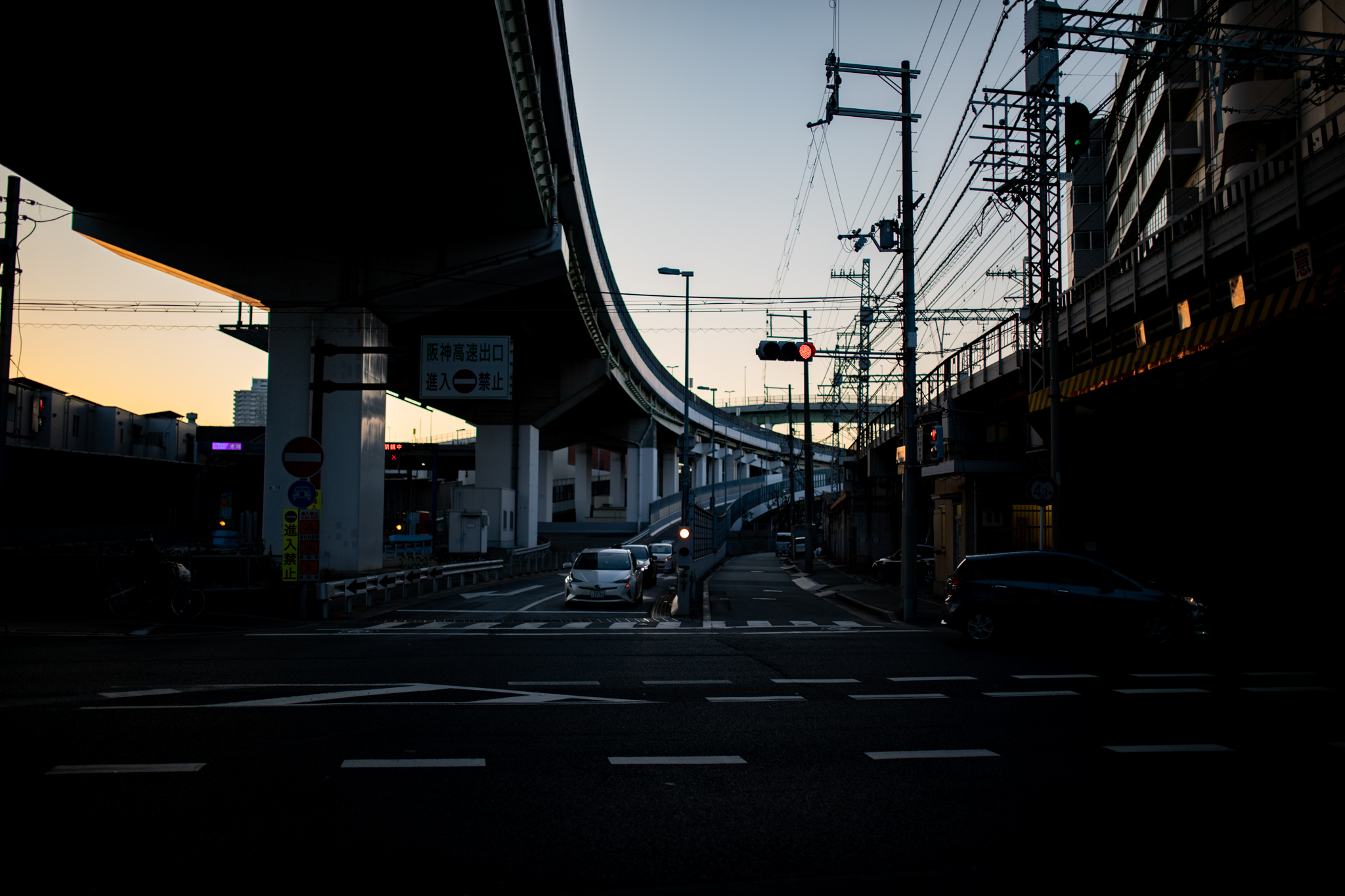 フォトウォーク-大阪野田