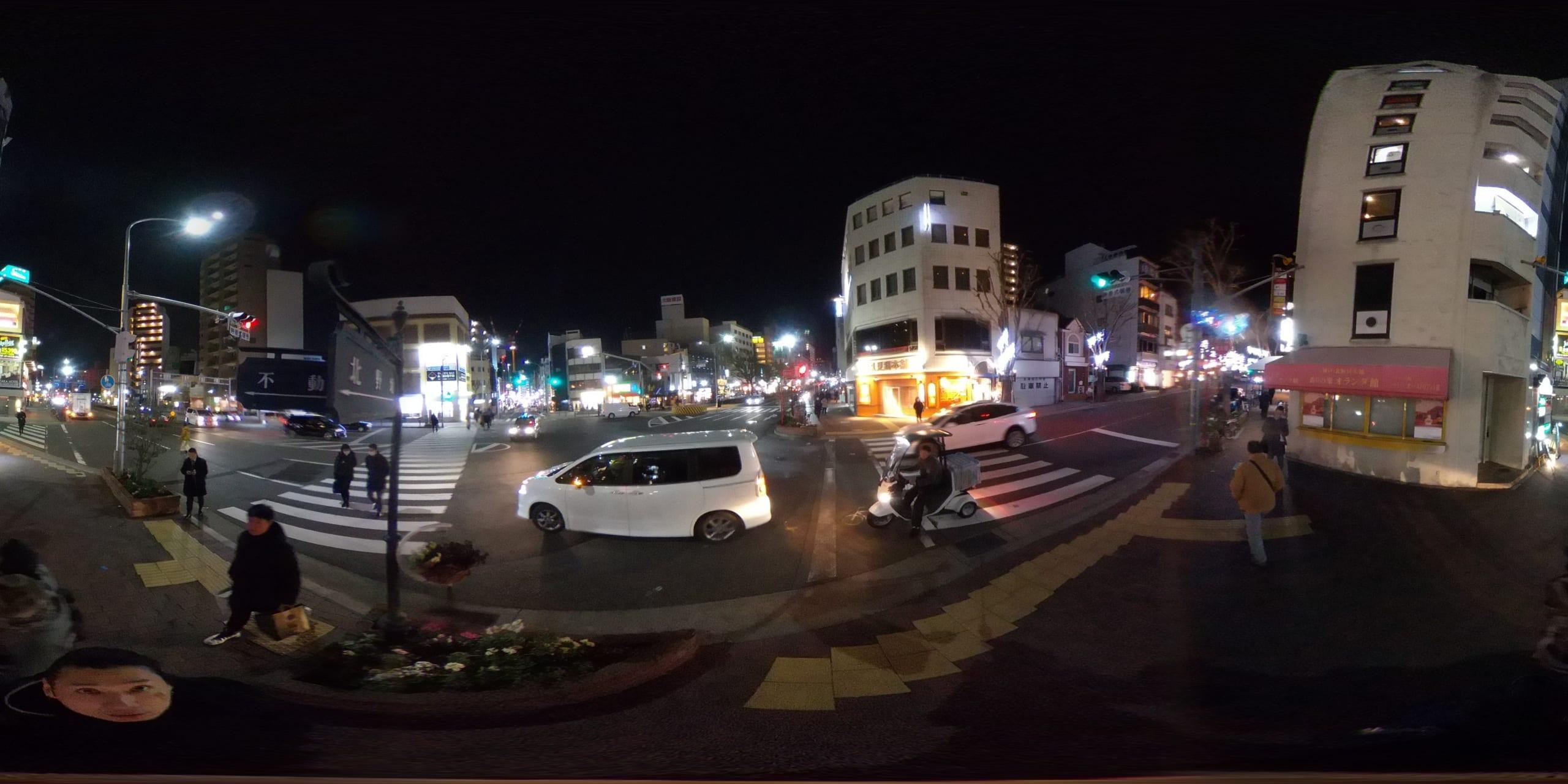 360カメラ- 神戸